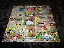 Schroeder Roadshow: Wir lieben das Land / Orig. LP / 1983