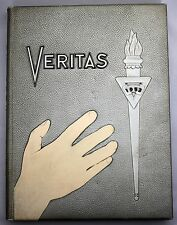 1952 PROVIDENCE COLLEGE YEARBOOK Veritas RHODE ISLAND Catholic DOMINICAN RI