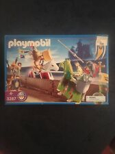 Playmobil 3287 Knights Joust Castle Rare New