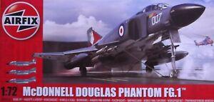 +++ McDONNELL DOUGLAS PHANTOM FG.1 + 1/72 SCALE KIT by AIRFIX +++