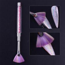 Pinceaux Brosse Stylo Ongle Cristal Peinture Poudre Acrylique Manucure Nail Art