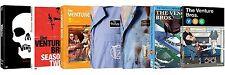 The Venture Bros.Seasons 1-6 (7 DVD Sets,12 Discs)NEW Season 1 2 3 4 5 6 Vol.V.