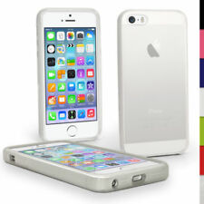 custodie preformati / copertine Per iPhone 5s per cellulari e palmari transparente