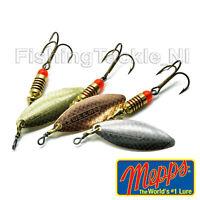 Mepps Aglia Long Spinner Fishing Lure Predator Pike etc Gold Silver Copper