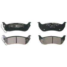 Disc Brake Pad Set Rear Federated D998C fits 04-08 Chrysler Pacifica