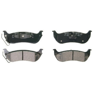 Disc Brake Pad Set-SST Rear Federated D998C fits 04-08 Chrysler Pacifica