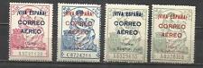 384-BURGOS AEREO SERIE  ESPAÑA GUERRA CIVIL LOCALES PATRIOTICOS 125,00€ spain
