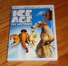 Ice Age The Meltdown DVD
