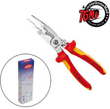 Knipex Electrical Installation Pliers 1000V VDE Insulated 13 96 200