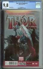 Thor: God of Thunder #3 CGC 9.8 Ribic Gorr the God Butcher