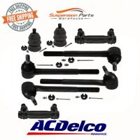 Front Steering Tie Rods Kit For Cadillac Brougham Deville Fleetwood Fits 77-92
