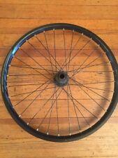 "Formula 20mm Hub Alex DM24 Rim 24"" Mountain Bike Front Wheel Disc Kona Stinky 24"