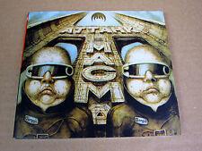 CD Magma ATTAHK remastered digipack 2009 NM / HR Giger cover