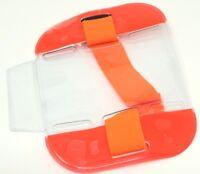 Security SIA Armband Hi Viz Orange MARSHALL, DOORMAN BADGE HOLDER - FREE P&P!!!