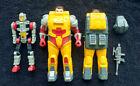 Transformers G1 Generation 1 Pretender Landmine Vintage Classic Clean w weapon