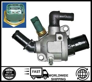 Thermostat + Housing FOR Fiat Doblo Cargo1.3 D Multijet [2005-2010]
