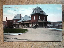 The Depot New Britain Ct Conn 1913