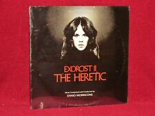 OST LP THE EXORCIST II THE HERETIC ENNIO MORRICONE 1977 WARNER BROS SEALED