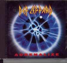 DEF LEPPARD-Adrenalize  12tracks Japan  CD