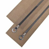 6x 100mm Impulse Sealer Heat Wire Element & Teflon Tapes Heat Sealing Machines