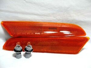 Front Side Signal Parking Marker Light Lamps One Pair Fit 2002-2006 ES300 330