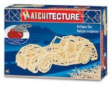 Matchitecture 6616 Antique Voiture Allumettes Kit Modélisme - Gratuit à Chenille