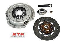 XTR RACING HD ORGANIC CLUTCH KIT for 93-97 NISSAN ALTIMA BASE SE XE GLE GXE 2.4L
