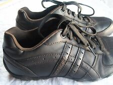 Skechers Mens Size 8 (UK 7) EUR 41 Black Fashion Sneakers SN 62013