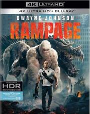 Rampage (4K Ultra HD Blu-ray Disc ONLY, 2018)