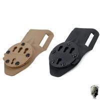 TMC Tactical Duty Belt Platform Quick Detach Holster Drop Adapter Mount GC Style