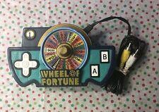 o516o Wheel of Fortune - Plug'N Play TV Games Jakks Pacific, Inc. Vintage @2005