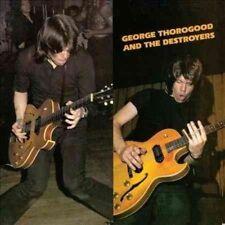 George Thorogood & Destroyers 0011661917613 Vinyl Album