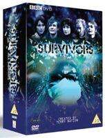Neuf Survivors Série 1 Pour 3 Complet Collection (2008) DVD