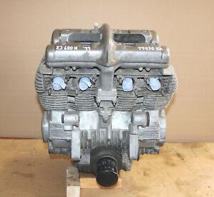 Yamaha XJ 600 N, RJ01, Motor, Maschine, engine 19970 Km  Top Kompression
