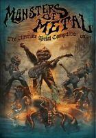 MONSTERS OF METAL VOL.9 2 BLU-RAY + DVD NEW+