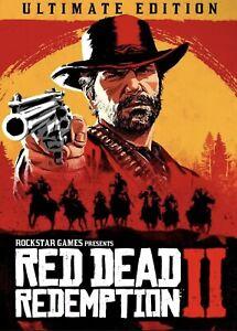 Read Dead Redemption 2 - | PC | STEAM | OFFLINE ACCESS |