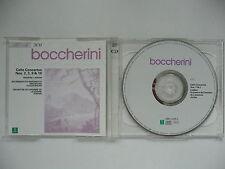 Frederic Lodeon plays Boccherini Cello Concertos Nos 2, 3, 9 & 10 Erato 21040 CD