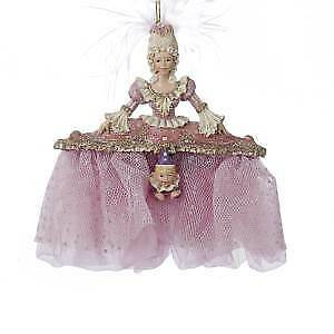 Nutcracker Suite Mother Ginger Ornament w