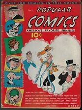 POPULAR COMICS # 2 March 1936, Dell Publishing EARLY RARE PRE SUPER HERO COMIC