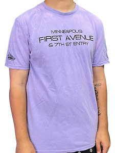First Avenue Hyper Colour Change Official Unisex T Shirt Various Sizes Brand New