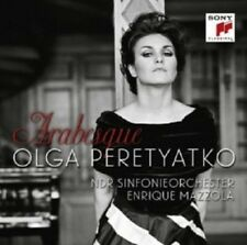 PERETYATKO/MAZZOLA/NDR SINFONIEORCH. - ARABESQUE CD 13 TRACKS OPER KLASSIK NEW!