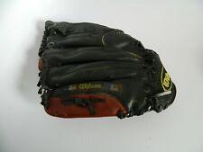 "Wilson A2160 AS11 Adivory Staff 12"" Baseball Glove Aztec Leather RH Thrower"