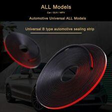 B type Car Self-adhesive Soundproof Sealing Strip  Door Seal Rubber Material