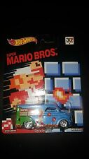 HOT WHEELS POP CULTURE SUPER MARIO BROS. DAIRY DELIVERY SAVE 5% WORLDWIDE FAST