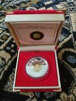 RCM - Canada 15 Dollars 2009 - Lunar New Year - Ox - Original Packaging