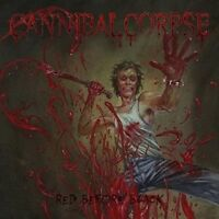 CANNIBAL CORPSE - RED BEFORE BLACK  2 CD NEW!