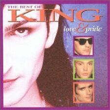 King - Love And Pride - The Best Of King [CD]