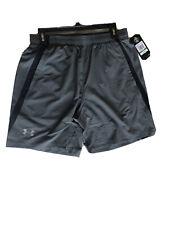 NWT Womens Under Armour Peach Coral Black Blue Teal Running Shorts S M L XL
