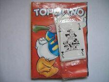 TOPOLINO 2064 CON CARTE DA GIOCO ( a10)