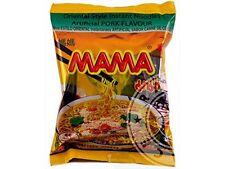 MAMA Instant Noodles Artificial Pork Flavor,30 Pkgs.x 2.12 Oz.(60g)